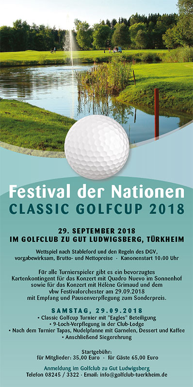 Classic Golfcup 2018