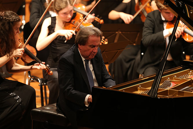Konzert mit Rudolf Buchbinder am 28. September 2018